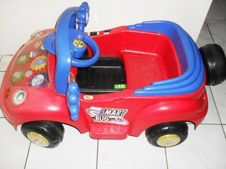 Sold Item » Mobil/ Motor Aki » Mobil Aki Remote - Smart Bug *SOLD