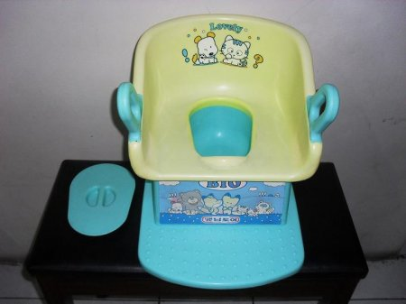 Lovely - Potty Chair ***SOLD***