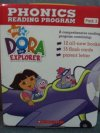 Phonics Reading Program - Dora the Explorer*Sold*