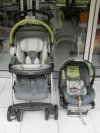 Stroller + Car seat - Chicco*sold*