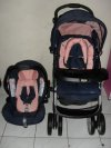 Stroller + Carseat - Graco Ultima*Sold*