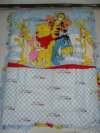 Bed Cover Pooh - Biru*Sold*
