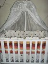 Crib 120x60 + Komplit Set *SOLD*